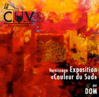 18h30- 22h : Vernissage Expo 
