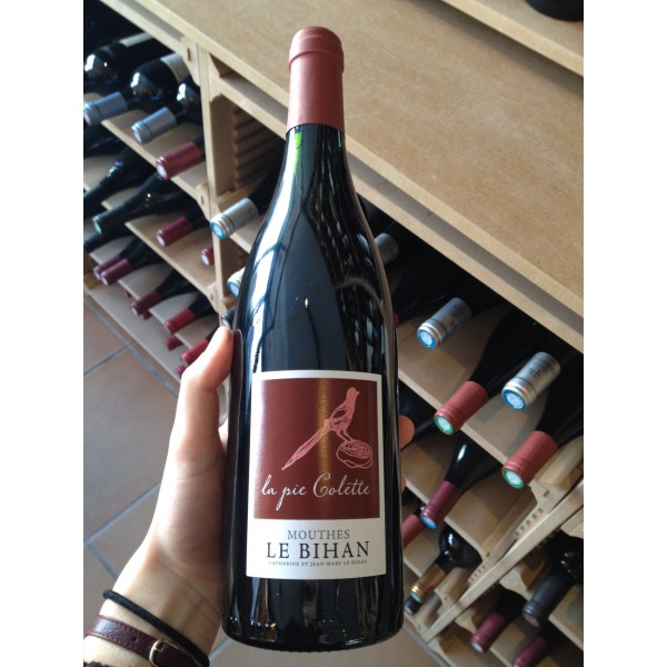 Domaine Mouthes Le Bihan, La Pie Colette rouge