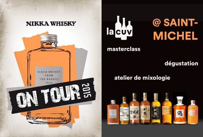 NIKKA ON TOUR @LACUV